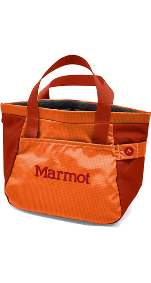 Marmot Boulder Chalk Bag Blaze/Rusted Orange